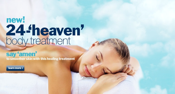 "Salon and Spa Directory: The Bliss 24-""Heaven"" Body Treatment"