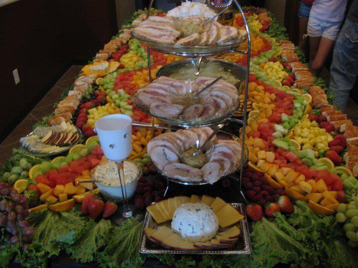 Wedding Food Displays Fruit And Cheese Display Wedding