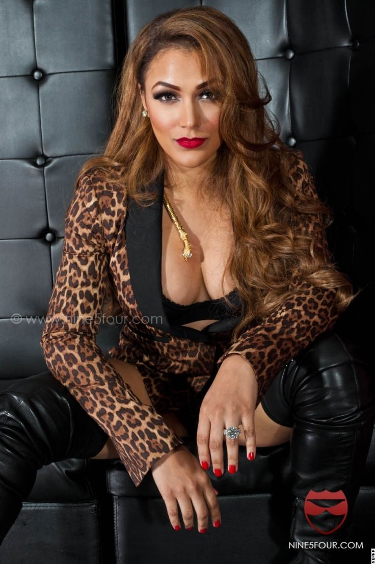 Shantel Jackson | Photos: Ms. Shantel Jackson Hits Nine5Four Magazine