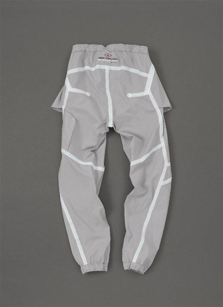 Umbro + Aitor Throup- articulated