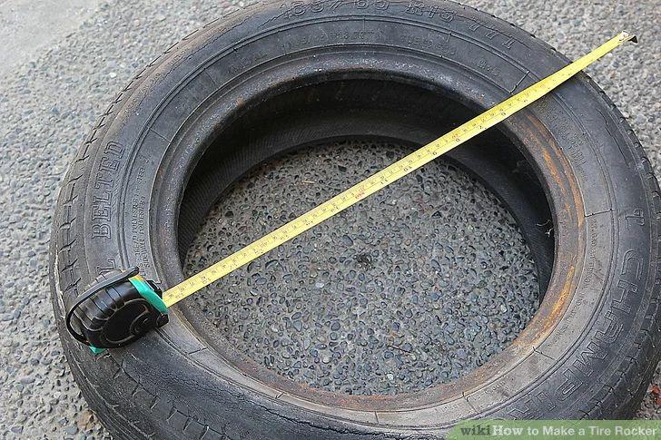 Afbeelding titel Maak een Tire Rocker Stap 1