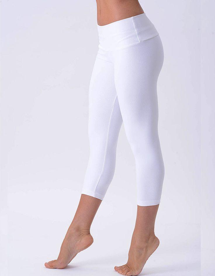 17 best ideas about White Yoga Leggings on Pinterest   Yoga ...