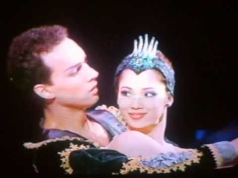 Swan lake (Hung.Nat.Ballet) - Odile and Siegfried