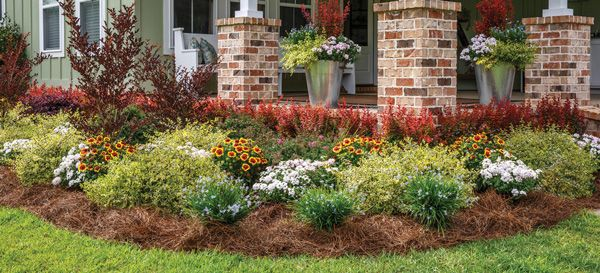 Maintaining An Edge Garden Borders For Any Budget Southern Living Plants Garden Borders Landscape Borders