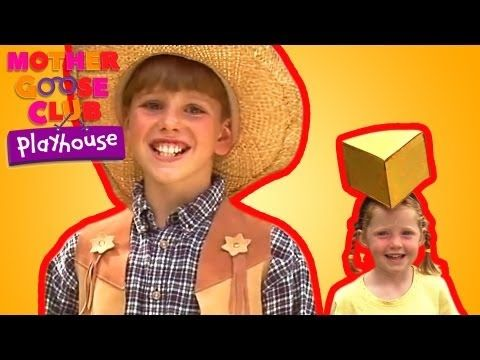 ▶ Farmer In The Dell - Mother Goose Club Playhouse Nursery Rhymes - YouTube