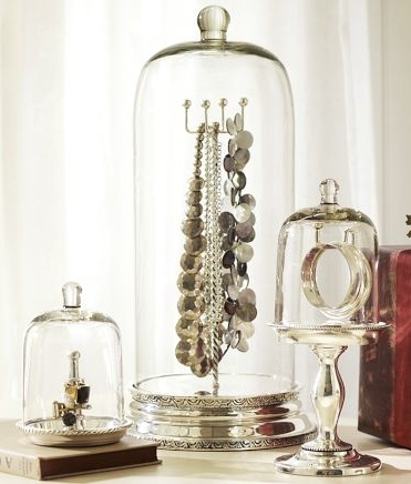 Love Your Home: Decorate with Cloches
