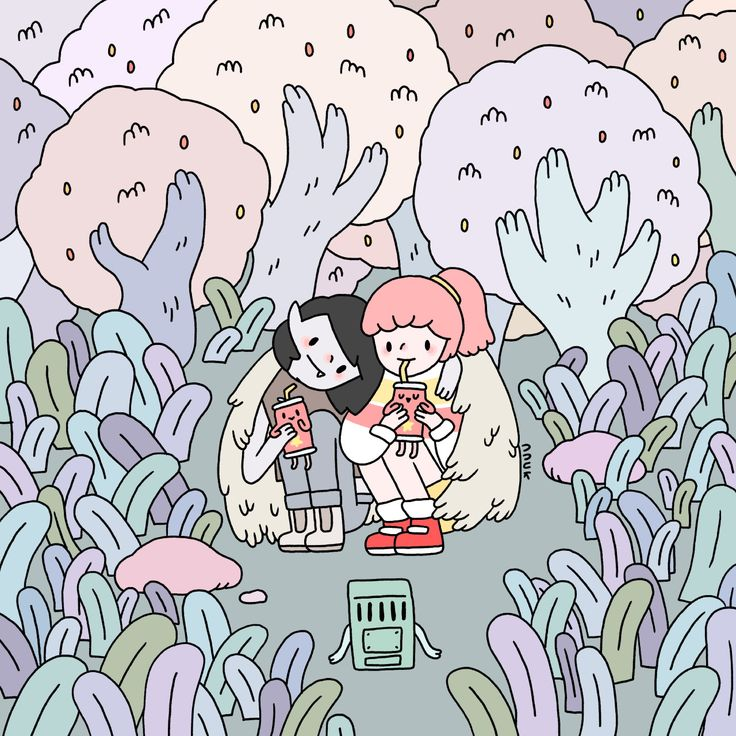 nnuknnuk: bubbline, movie night ✨