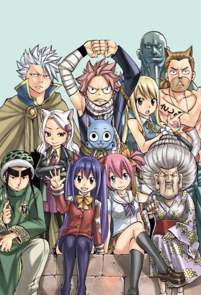 Fairy Tail Kodansha