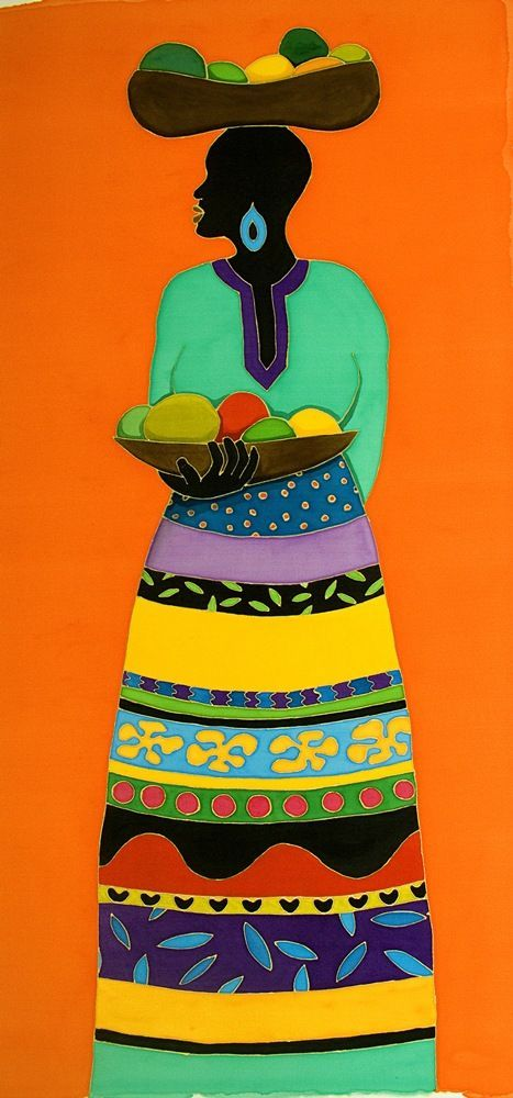 Colorful And Cheerful Caribbean Art To Cheer You Up - Bored Art