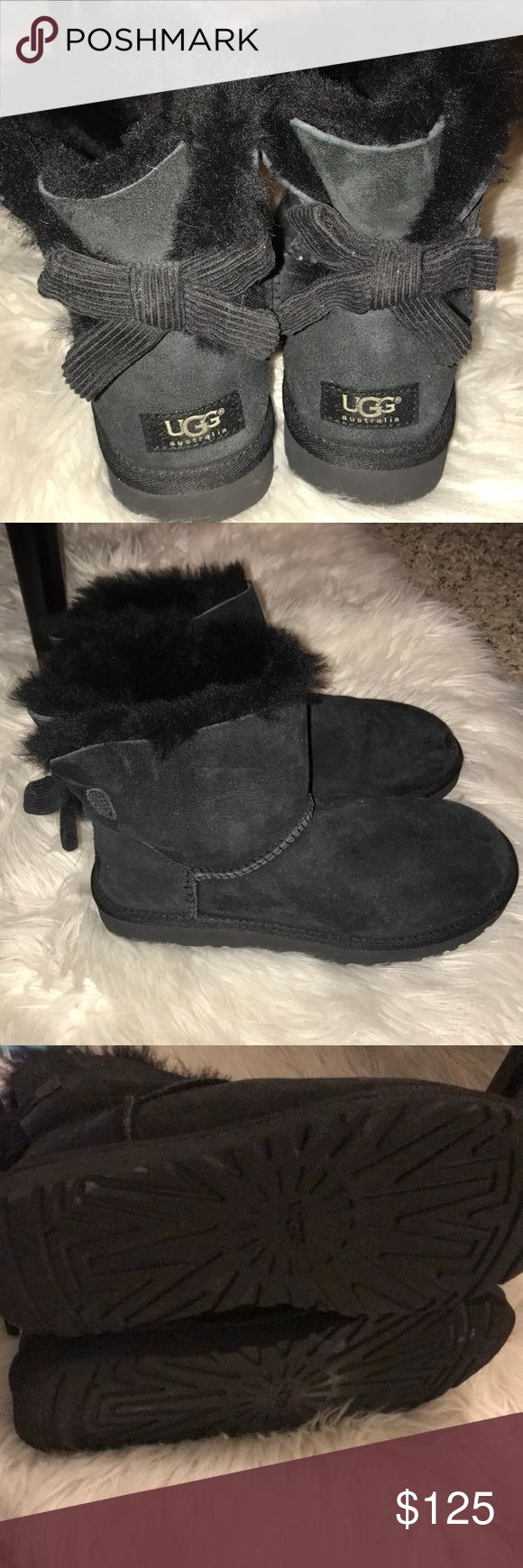 UGG boots! Barely worn. Great shape. Real Ugg's. UGG Shoes Winter & Rain Boots