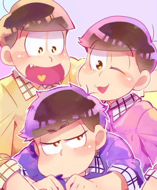 crispyfrites:  Let me give each one a kiss on the cheek