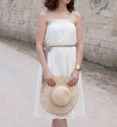 Nouveau patron: robe d'été COCONUT | Atelier Scammit