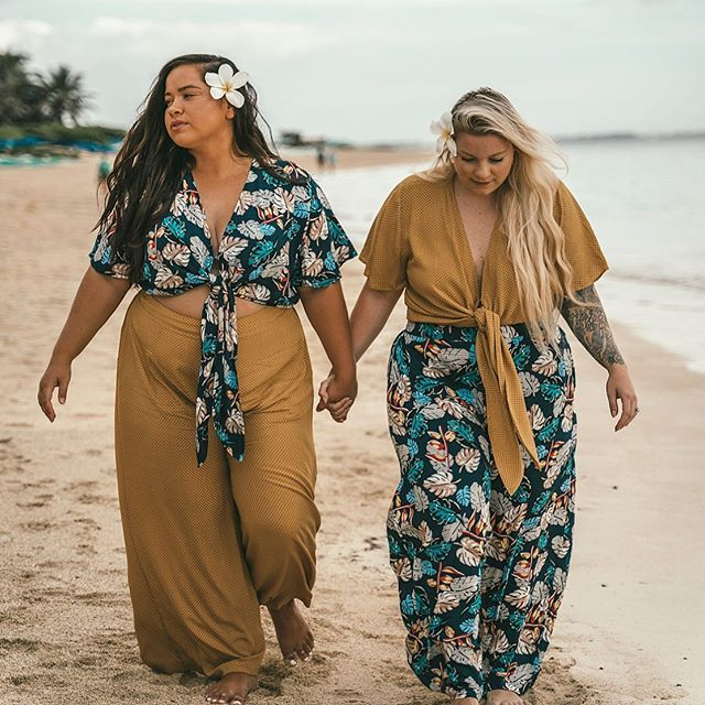 35+ Beach Clothes For Plus Size