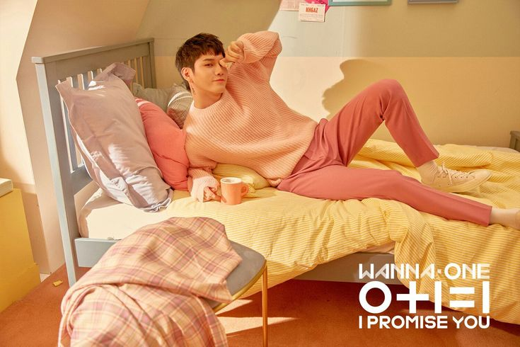 Wanna One | I Promise You Ong Seong Woo