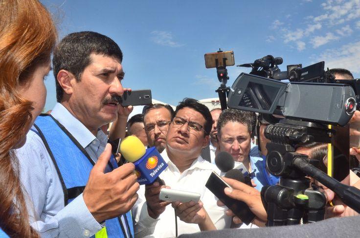 <p>Chihuahua, Chih.- Gobierno del estado ultima los trabajos para solicitar una importante ampliación presupuestal cuyo objetivo será reforzar