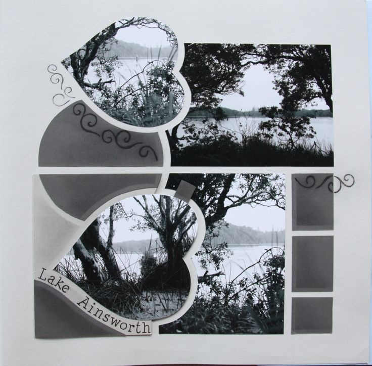 Seychelles Stencil Azza Scrapbooking