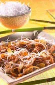 Receta Pollo con almendras, nuestra receta Pollo con almendras - Recetas enfemenino