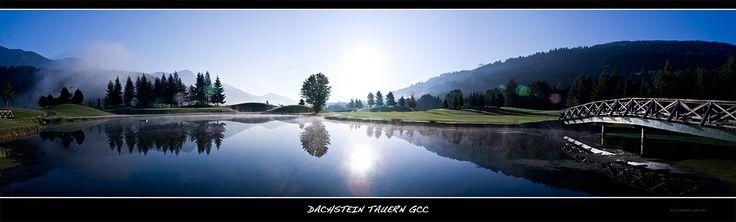 Golf & Country Club Dachstein-Tauern design by Bernhard Langer, Haus im Ennstal Austria  (Manü Cherlias)