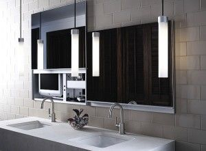 25 modern bathroom mirror designs - Bathroom Mirrors Design