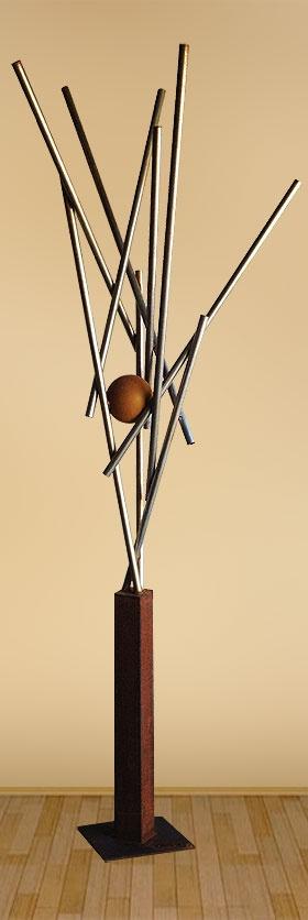 Jeff Owen Metal Sculpture Fusion