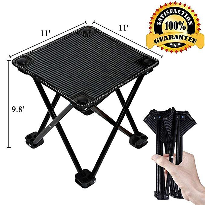 Portable Travel Ultralight Folding Chair For Outdoor Beach Fishing Camping