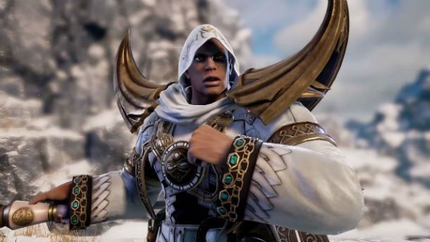 Ivy And Zasalamel Unleash Purple Fury In New SoulCalibur VI Trailers