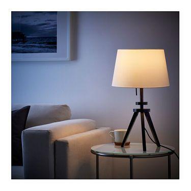 IKEA LAUTERS table lamp base