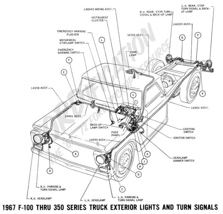 12+ Brake Line Placement Diagram 33 Ford Truck,Truck
