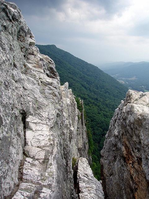 View From Seneca Rocks, WV