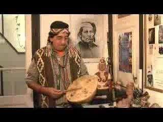 De lo profundo de la madre tierra - instrumentos mapuches