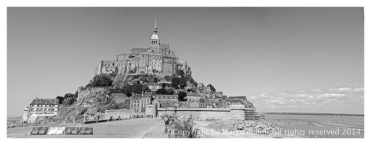 Mont Saint Michel - www.polliniphotolab.com   Fujifilm X-Pro1 - Fujinon 35mm f/1.4 R  ©Copyright by Marco Pollini, all rights reserved 2014