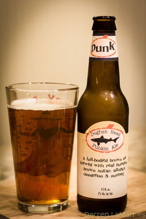 Beer Review : Dog Fish Head Punkin Ale   The Last Gasp Pub