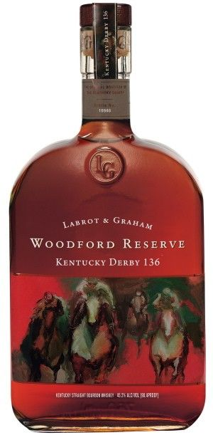 Woodford Reserve does the Derby best.