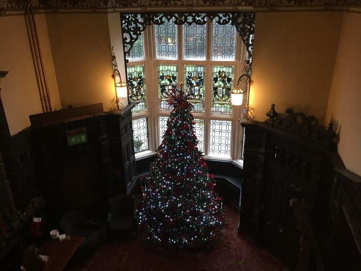 Crewe Hall hotel, Crewe, Cheshire, England
