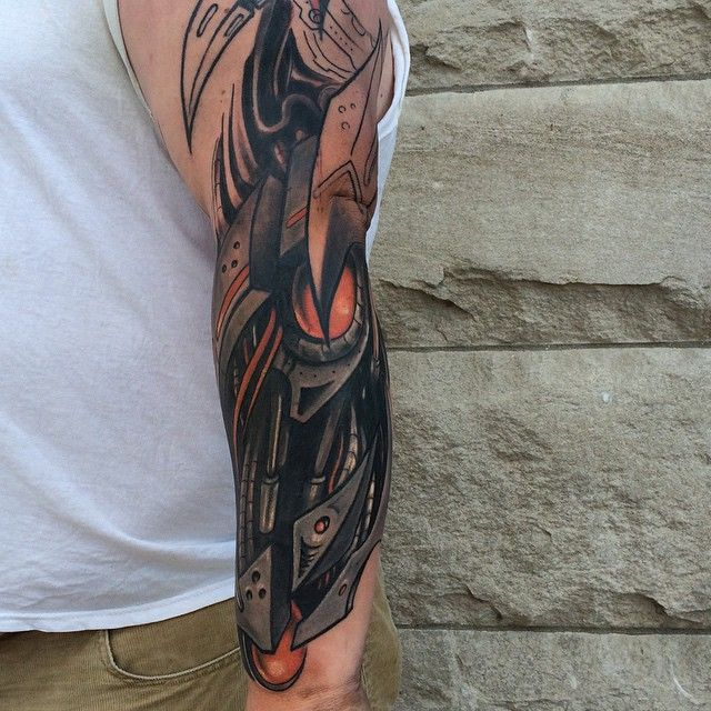 75 Best Biomechanical Tattoo Designs Meanings: 17 Best Images About Biomechanical Tattoos On Pinterest