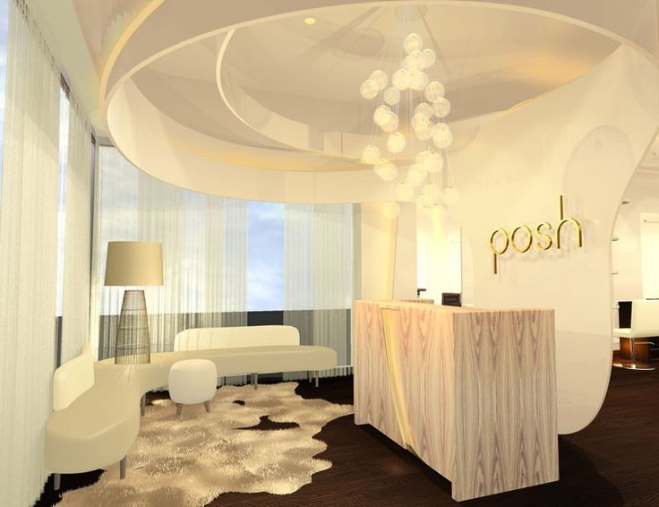 POSH HAIR SALON/SPA [QUEENS-NY] : bluarch