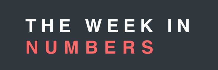 """The Week in Numbers, our new series, will provide a weekly update on interesting numbers in product liability, class action and mass tort news. Published Fridays.  This week we're covering subjects from Dunkin' Donuts to """"pink slime."""""""