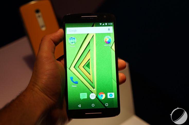 "Prise en main du Motorola Moto X Play, un ""vrai"" milieu de gamme - http://www.frandroid.com/marques/motorola/299227_prise-main-motorola-moto-x-play-vrai-milieu-de-gamme  #Motorola, #Prisesenmain, #Smartphones"