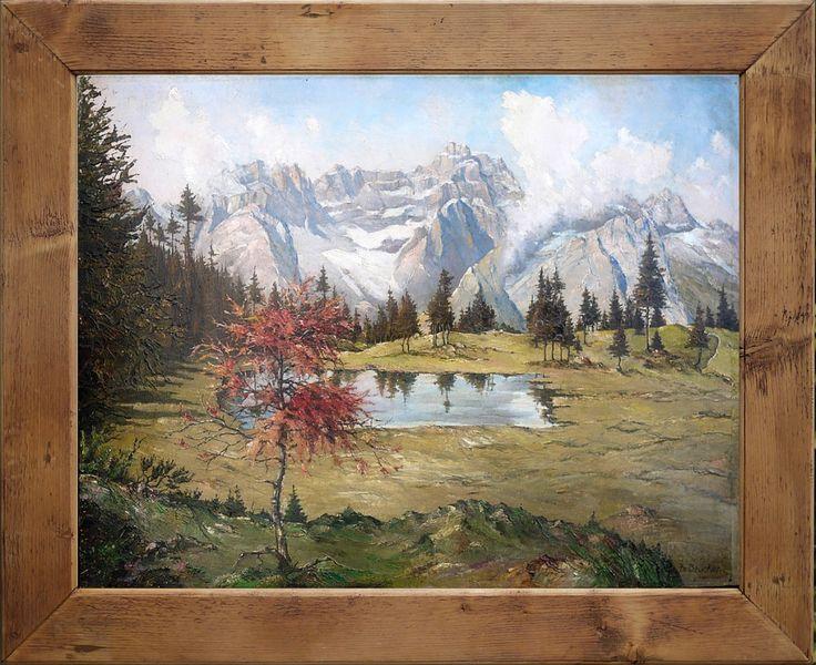 Il Monte Sorapis - Cortina d'Ampezzo