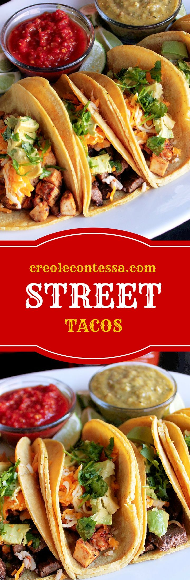506 best mexican food recipes images on pinterest recipes rezepte street tacos creole contessa forumfinder Gallery