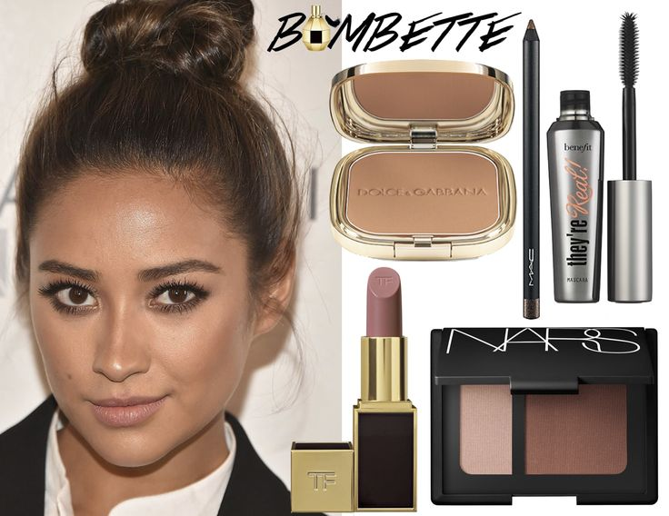 SHAY MITCHELL IS PERFECTLY SMOKEY | Bombette