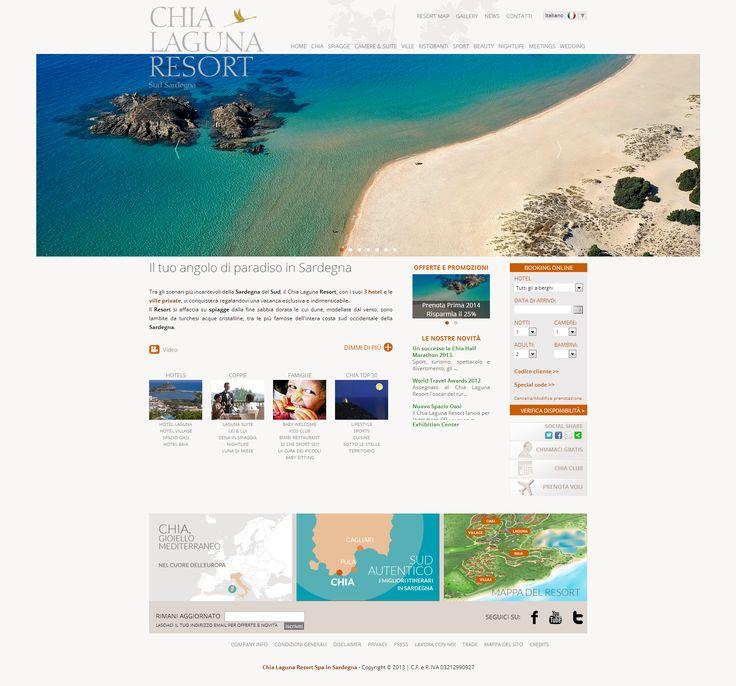 Uno tra i più belli in Italia, il Chia Laguna Resort in Sardegna offre tantissimi servizi, per regalarti una vacanza indimenticabile: golf, centro benessere, escursioni, diving e tanto altro ancora. http://www.chialagunaresort.com/