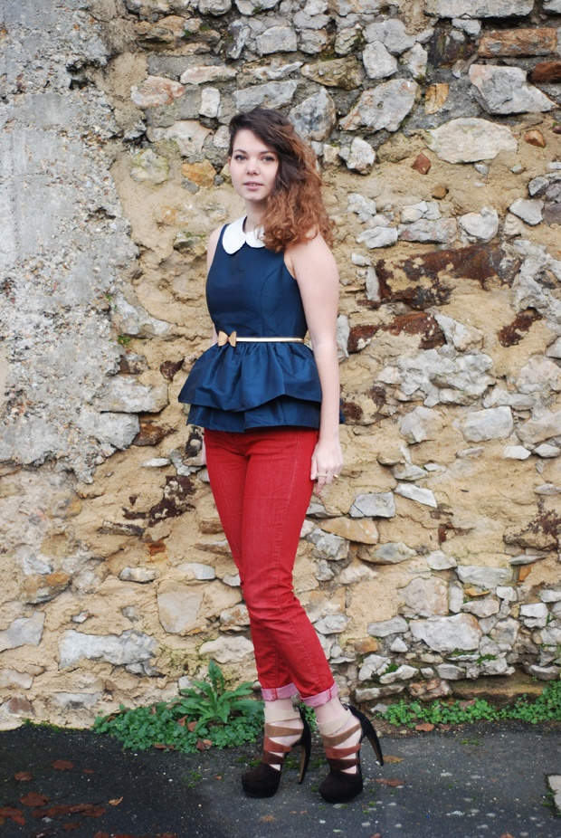 Juliette/Kitsch is my middle name: Ma tenue de Mère Noël