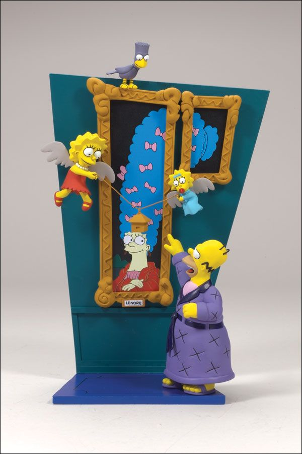 The Simpsons Tree House Of Horrors; Never More