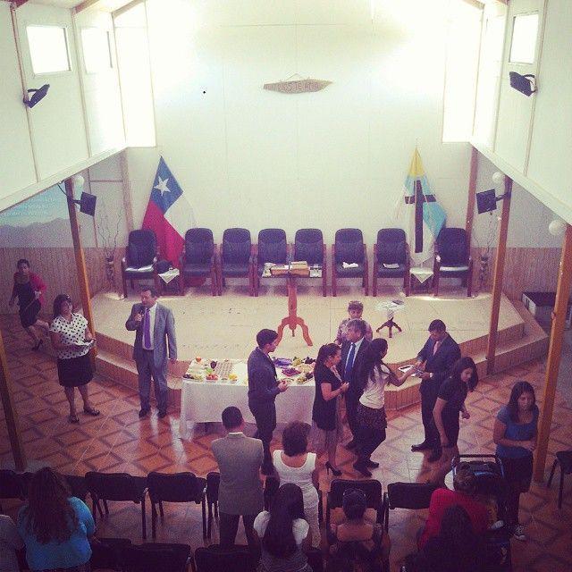 Ceremonia de #santacena