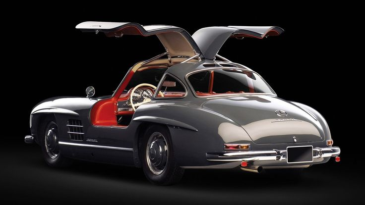 Gullwing, oh my fave
