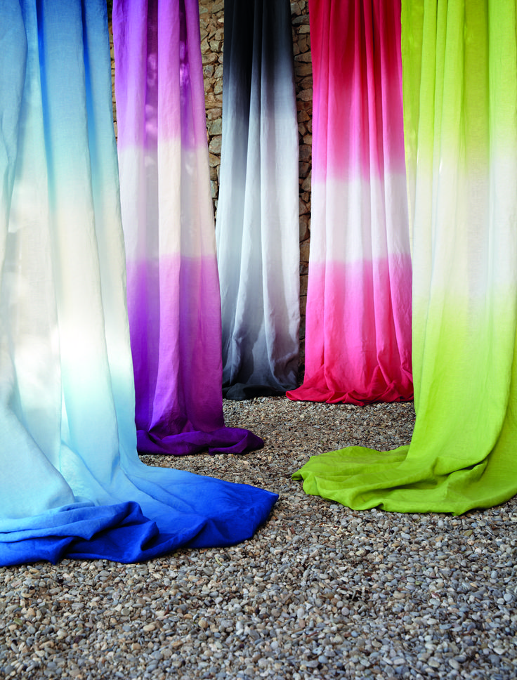 25 Best Ideas About Dip Dye Curtains On Pinterest Dye