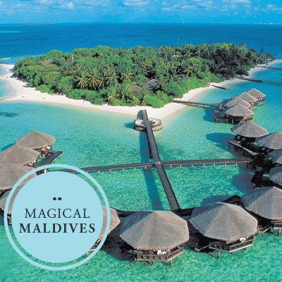 Holiday inspo... Maldives!