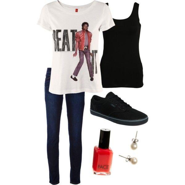 Michael Jackson Outfit <3 cute <3