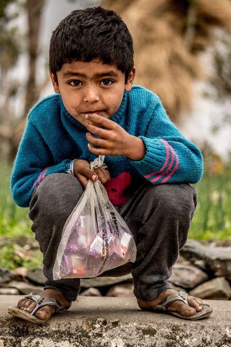 Portrait | Kumaon People Photo by Nikhil (Mace) — National Geographic Your Shot